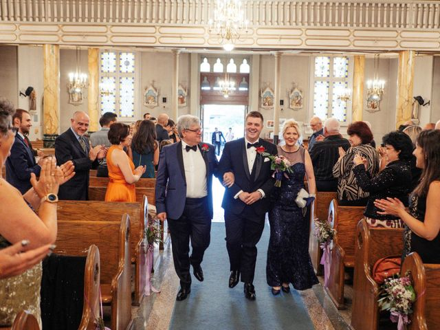 Flavia and Valentin's wedding in Montreal, Quebec 19