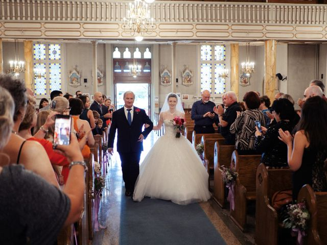 Flavia and Valentin's wedding in Montreal, Quebec 21