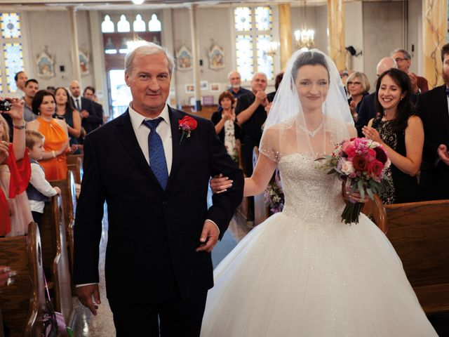 Flavia and Valentin's wedding in Montreal, Quebec 22