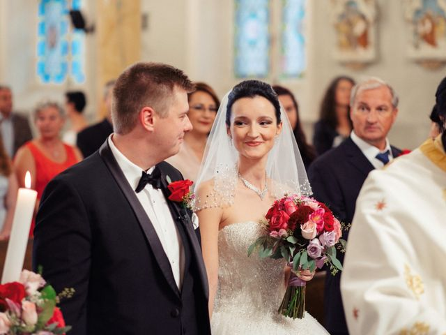 Flavia and Valentin's wedding in Montreal, Quebec 23