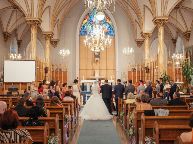 Flavia and Valentin's wedding in Montreal, Quebec 24