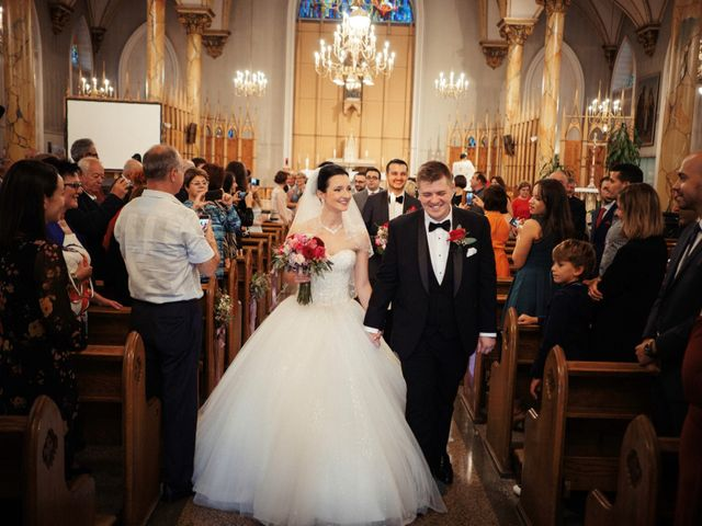 Flavia and Valentin's wedding in Montreal, Quebec 30