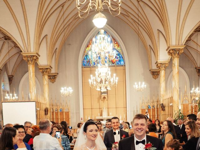 Flavia and Valentin's wedding in Montreal, Quebec 31