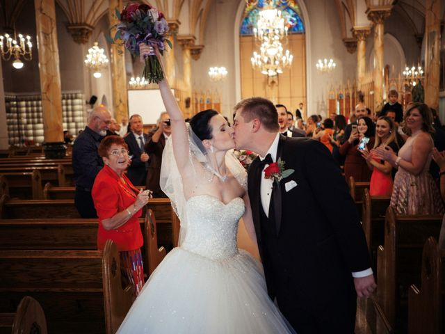 Flavia and Valentin's wedding in Montreal, Quebec 32