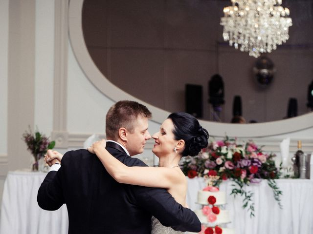 Flavia and Valentin's wedding in Montreal, Quebec 34