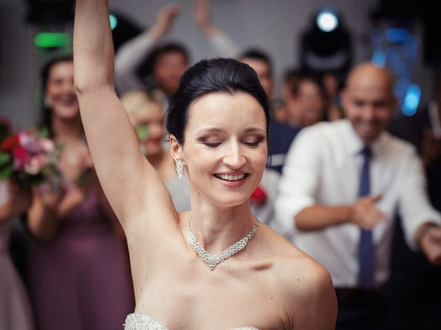 Flavia and Valentin's wedding in Montreal, Quebec 38