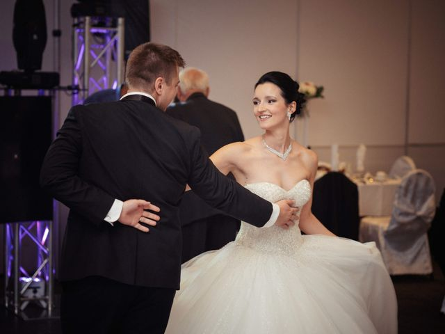 Flavia and Valentin's wedding in Montreal, Quebec 41