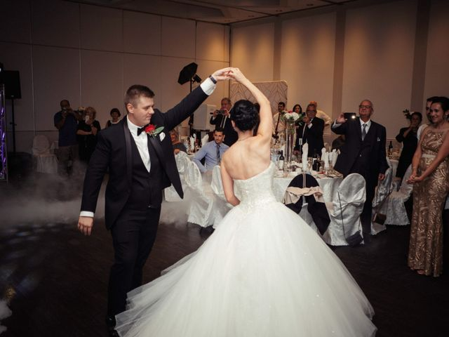 Flavia and Valentin's wedding in Montreal, Quebec 42