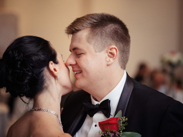 Flavia and Valentin's wedding in Montreal, Quebec 2
