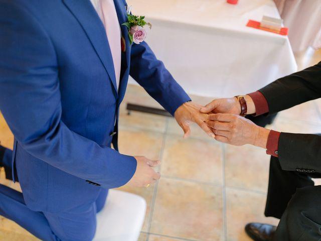 Antony and Hayley's wedding in Burnaby, British Columbia 8