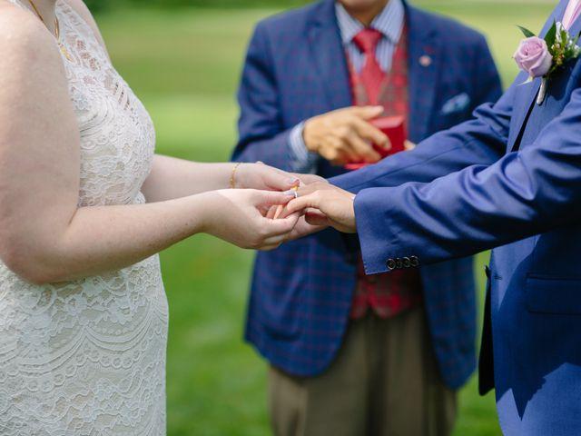 Antony and Hayley's wedding in Burnaby, British Columbia 14