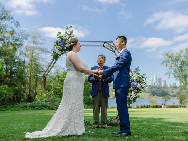 Antony and Hayley's wedding in Burnaby, British Columbia 15