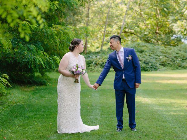 Antony and Hayley's wedding in Burnaby, British Columbia 21