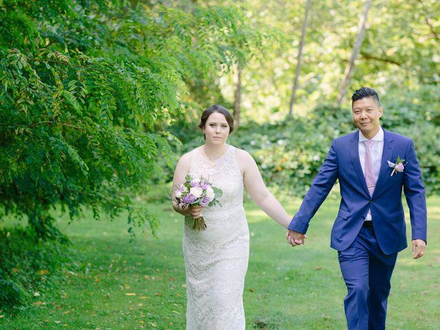 Antony and Hayley's wedding in Burnaby, British Columbia 24