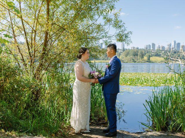 Antony and Hayley's wedding in Burnaby, British Columbia 26