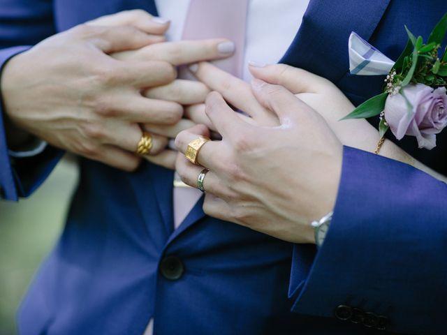 Antony and Hayley's wedding in Burnaby, British Columbia 27
