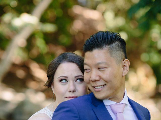 Antony and Hayley's wedding in Burnaby, British Columbia 2