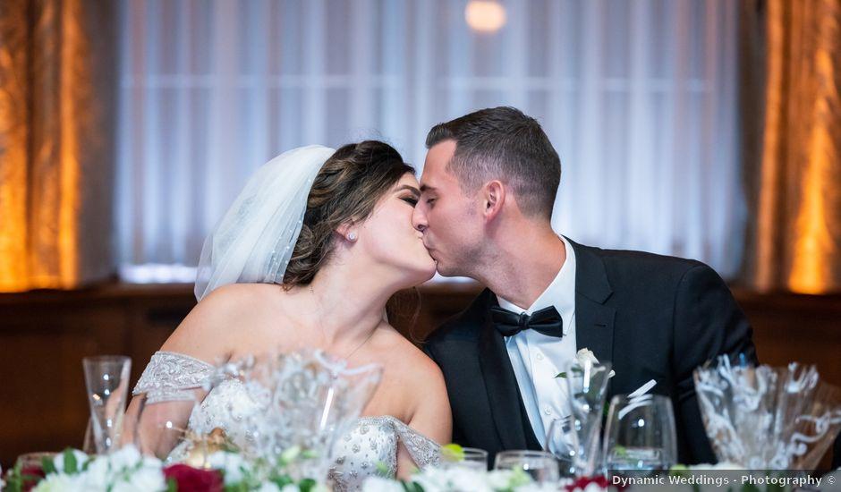 David and Stefania's wedding in Vancouver, British Columbia