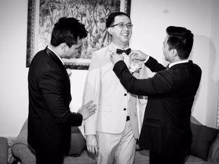 The wedding of Fae and Herbert 3