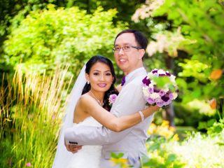 The wedding of Fae and Herbert