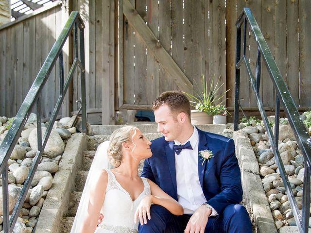 Jagger and Jamie's wedding in Okanagan Falls, British Columbia 7