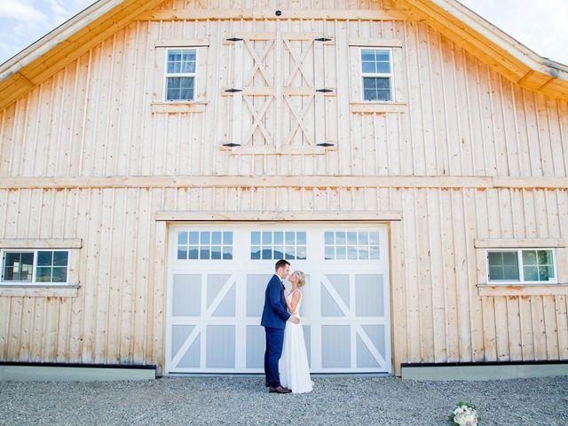 Jagger and Jamie's wedding in Okanagan Falls, British Columbia 12