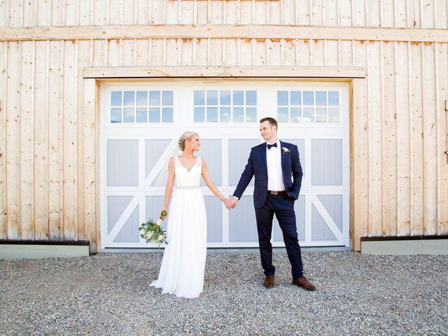 Jagger and Jamie's wedding in Okanagan Falls, British Columbia 14