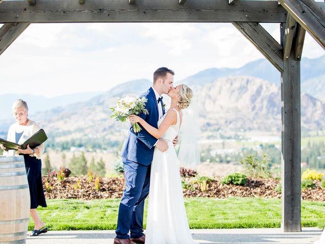 Jagger and Jamie's wedding in Okanagan Falls, British Columbia 15