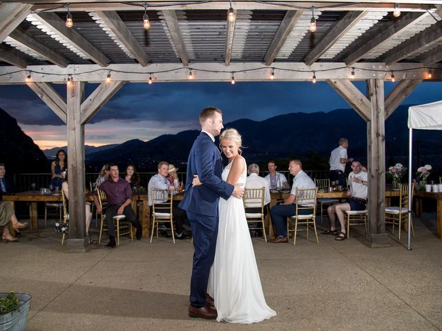 Jagger and Jamie's wedding in Okanagan Falls, British Columbia 2