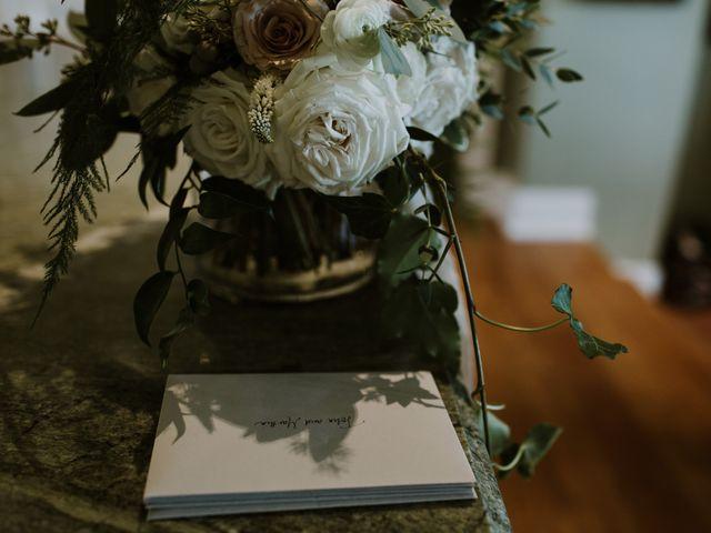 Tyrone and Danielle's wedding in Huntsville, Ontario 7