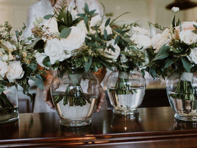 Tyrone and Danielle's wedding in Huntsville, Ontario 9