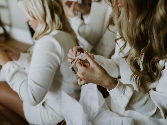 Tyrone and Danielle's wedding in Huntsville, Ontario 10