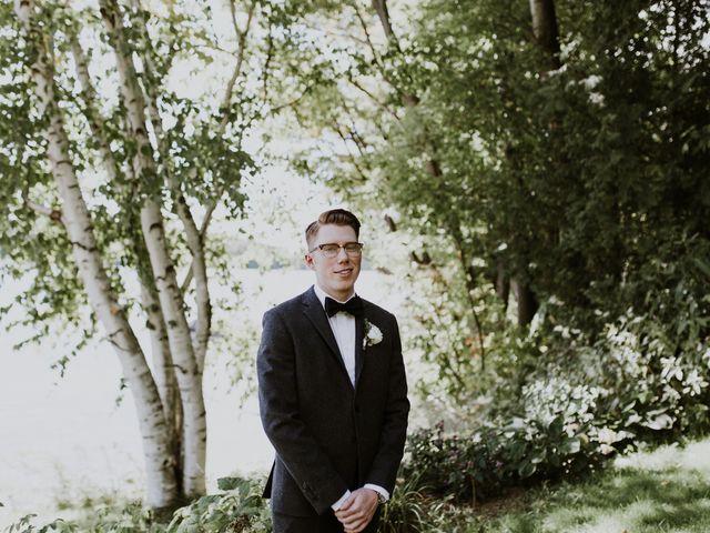 Tyrone and Danielle's wedding in Huntsville, Ontario 16