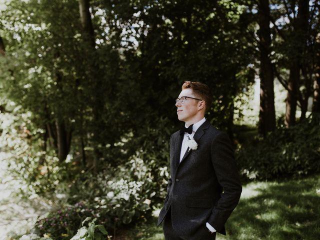 Tyrone and Danielle's wedding in Huntsville, Ontario 17
