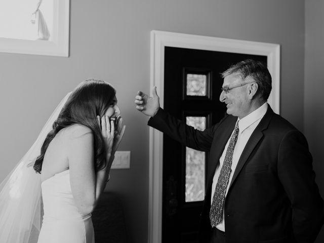 Tyrone and Danielle's wedding in Huntsville, Ontario 22