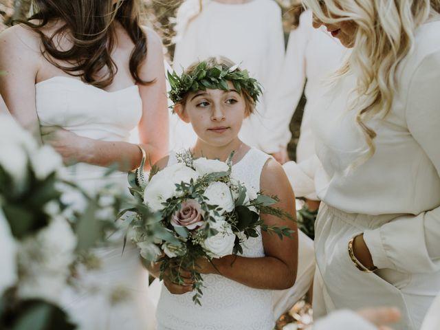 Tyrone and Danielle's wedding in Huntsville, Ontario 27