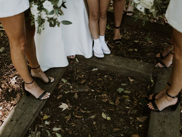 Tyrone and Danielle's wedding in Huntsville, Ontario 29