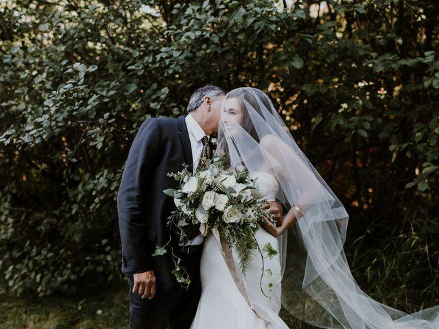Tyrone and Danielle's wedding in Huntsville, Ontario 33