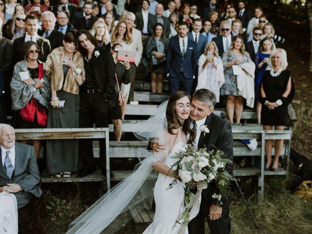 Tyrone and Danielle's wedding in Huntsville, Ontario 36