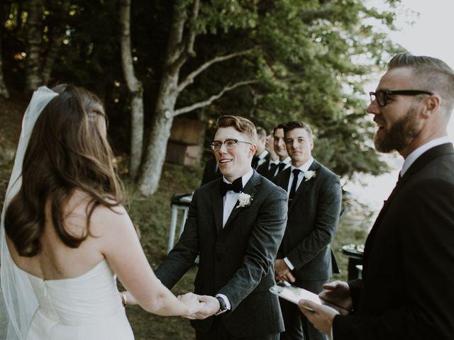 Tyrone and Danielle's wedding in Huntsville, Ontario 38