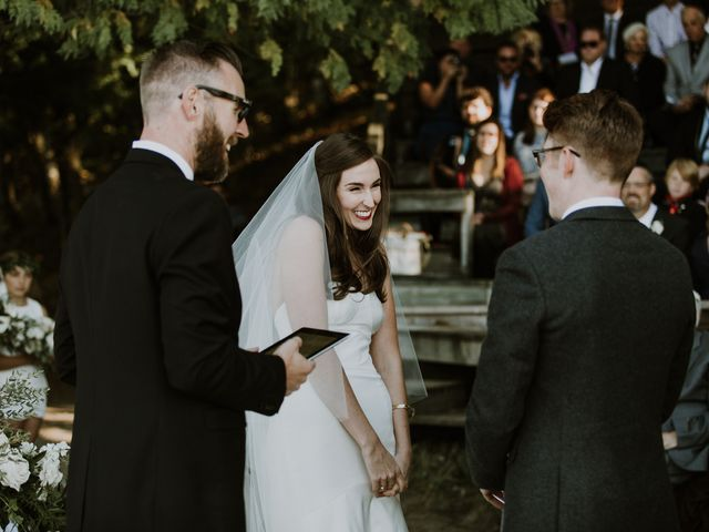 Tyrone and Danielle's wedding in Huntsville, Ontario 48