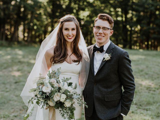Tyrone and Danielle's wedding in Huntsville, Ontario 55
