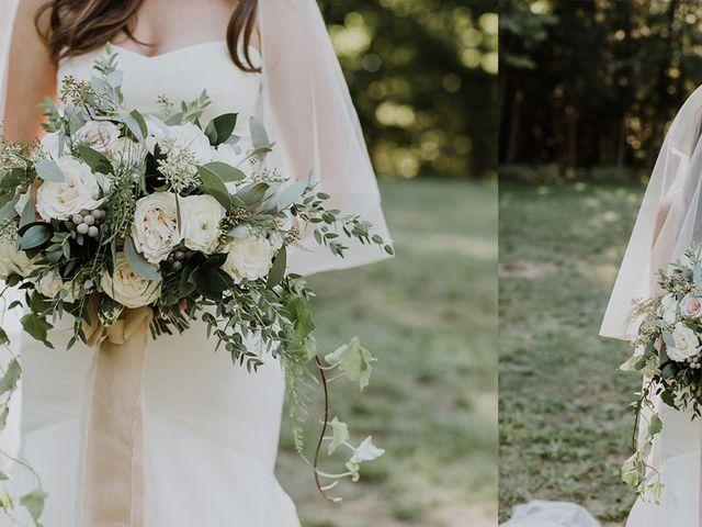 Tyrone and Danielle's wedding in Huntsville, Ontario 56