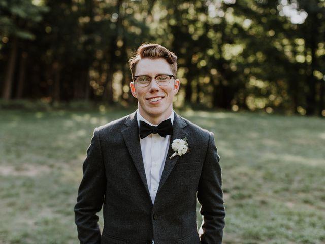 Tyrone and Danielle's wedding in Huntsville, Ontario 57