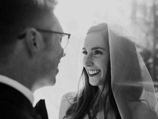 Tyrone and Danielle's wedding in Huntsville, Ontario 61