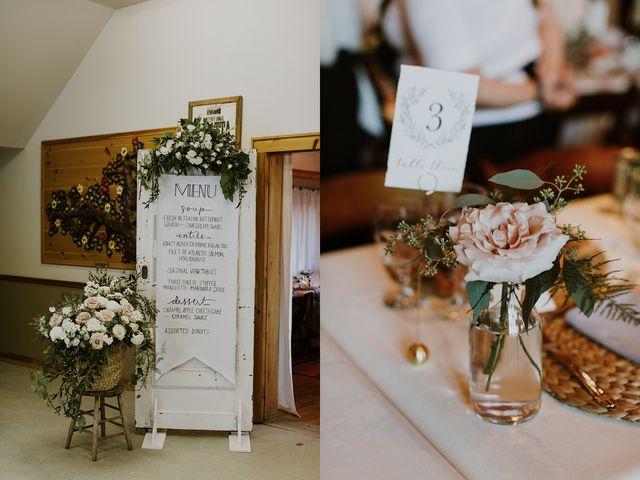 Tyrone and Danielle's wedding in Huntsville, Ontario 72