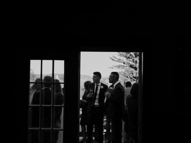 Tyrone and Danielle's wedding in Huntsville, Ontario 74