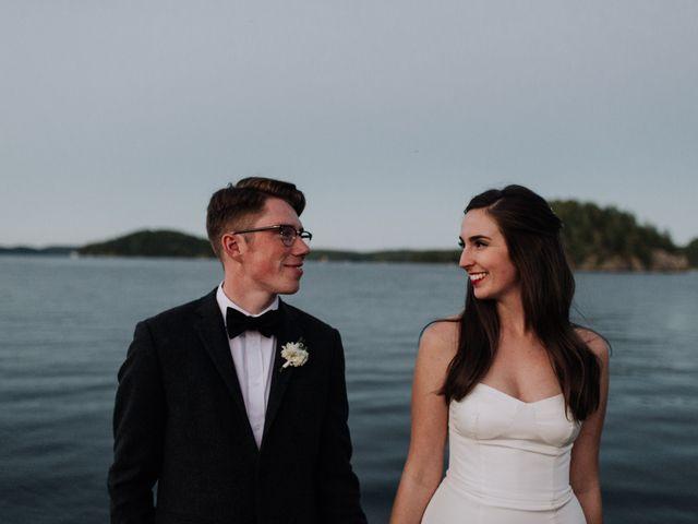 Tyrone and Danielle's wedding in Huntsville, Ontario 84