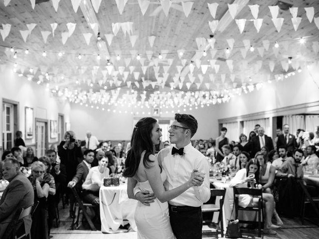 Tyrone and Danielle's wedding in Huntsville, Ontario 86