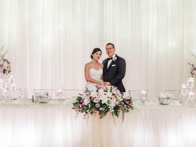 Kevin and Josephine's wedding in Toronto, Ontario 3